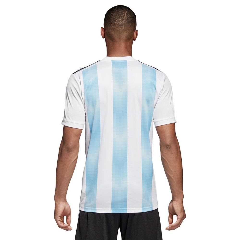 5808a8d49f423 camiseta oficial adidas hombre argentina afa home 2013261. Cargando zoom.
