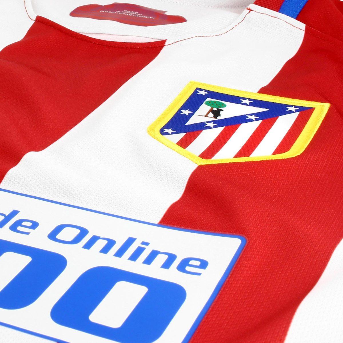b474cbe0f9865 camiseta oficial atlético de madrid 2016 2017 nike + cupón. Cargando zoom.