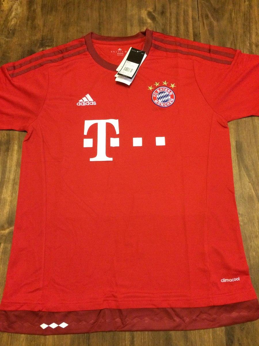 camiseta bayern munich 2015 adidas