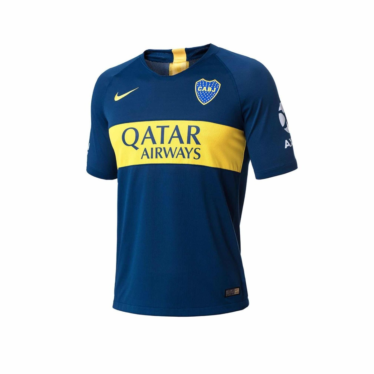 42e6570de507a camiseta oficial boca juniors titular qatar 2019 - recoleta. Cargando zoom.