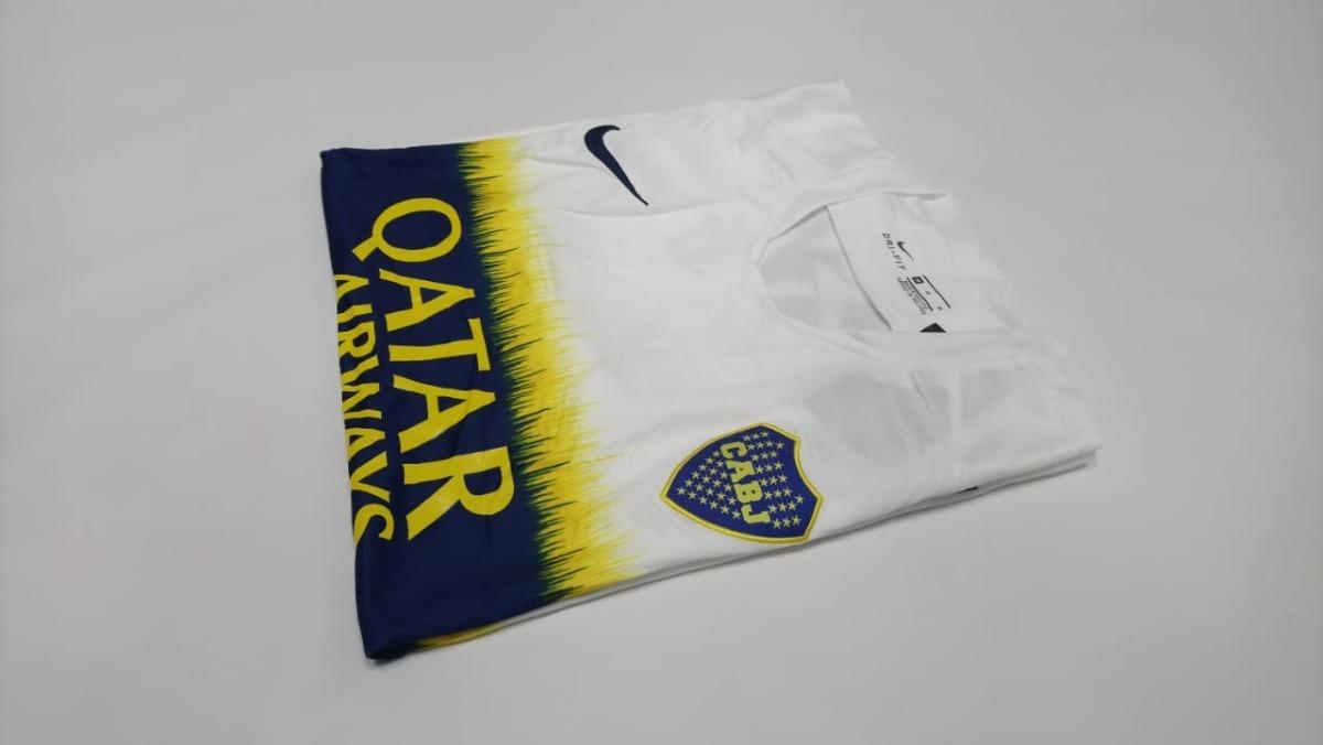 1955231773fd2 Camiseta Oficial Boca Juniors Visitante 2018 -   225.000 en Mercado ...
