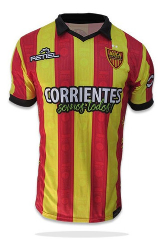 camiseta oficial boca unidos en 6 cuotas retiel 2019/20