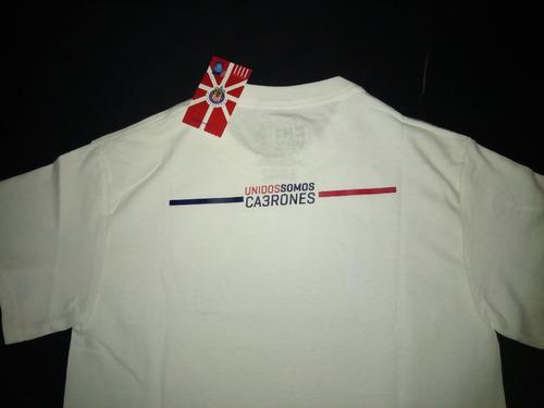 camiseta oficial de las chivas unidos somos ca3rones