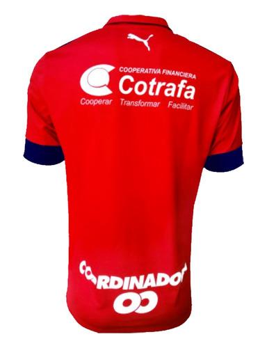 camiseta oficial deportivo independiente medellín local 2017