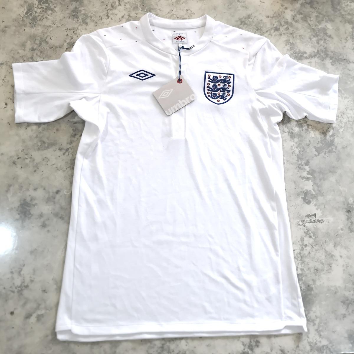 cb05b57be1 camiseta oficial inglaterra umbro - modelo clássico único ml. Carregando  zoom.