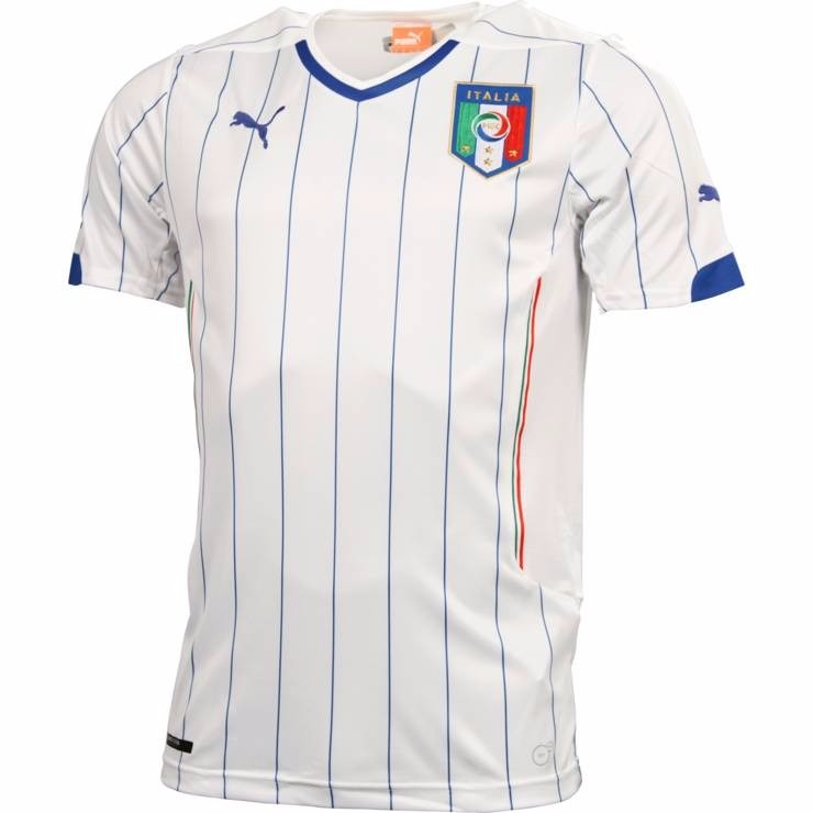 490ca75065 Camiseta Oficial Italia Suplente 2015 Original! -   550