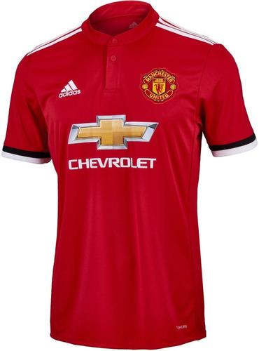 camiseta oficial manchester united adidas