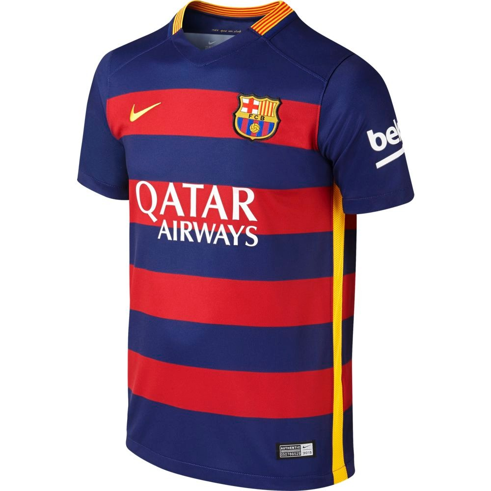 f6aa61eb07c19 camiseta oficial nike fcb barcelona home stadium niño 200434. Cargando zoom.