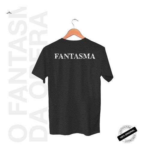 camiseta oficial o fantasma da ópera music of the night 2019