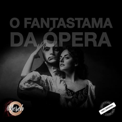 camiseta oficial o fantasma da ópera são paulo 2019