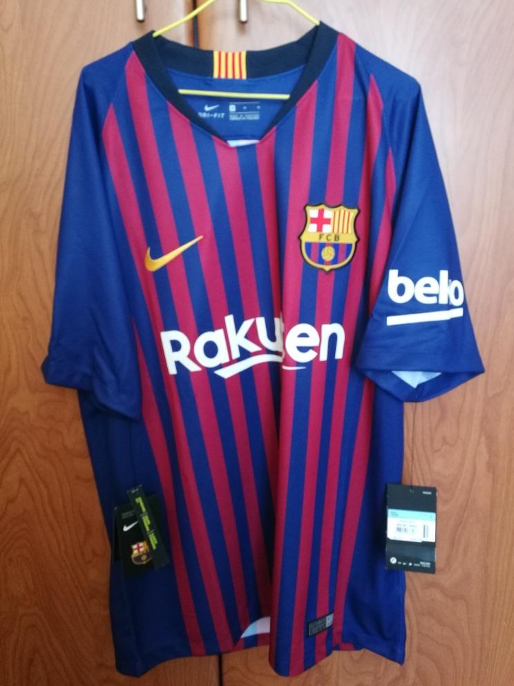 camiseta oficial original del fc barcelona. Cargando zoom. b48cd98ca52
