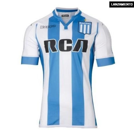 Camiseta Oficial Racing Club 2017 Liquidacion Hot Sale -   1.290 b2224086f3f85