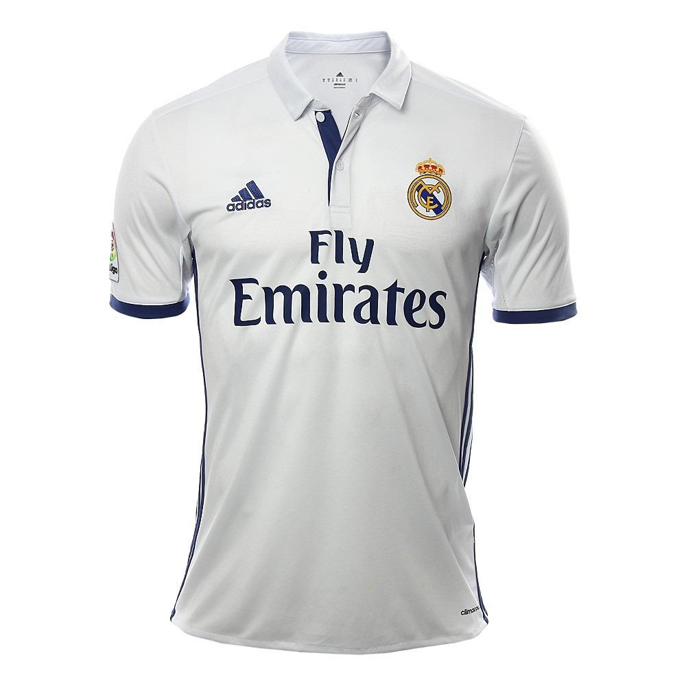 d231e7916f2c8 Camiseta Oficial Real Madrid 16 17 adidas + Cupón Regalo -   250.900 ...