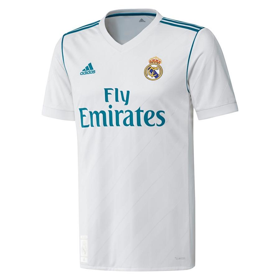 231327eae81b1 camiseta oficial real madrid 17 18 adidas + cupón   nación f. Cargando zoom.
