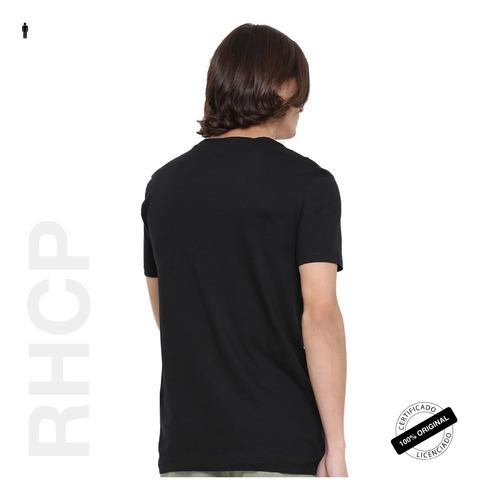 camiseta oficial rhcp classic asterisk 2019