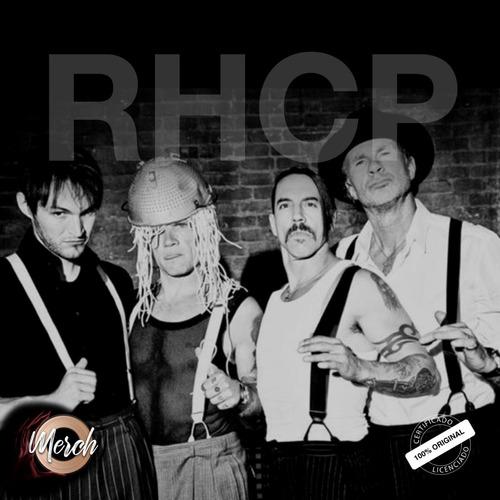 camiseta oficial rhcp flea art 2019