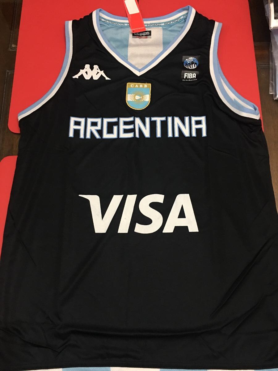 9cd805de258ff camiseta oficial seleccion argentina de basquet mundial 2014. Cargando zoom.