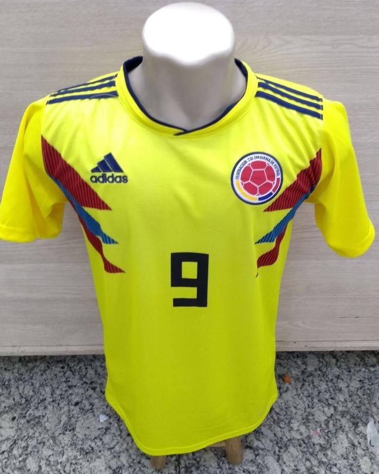 24f40dea1815f camiseta oficial seleção colômbia 2018. Carregando zoom.