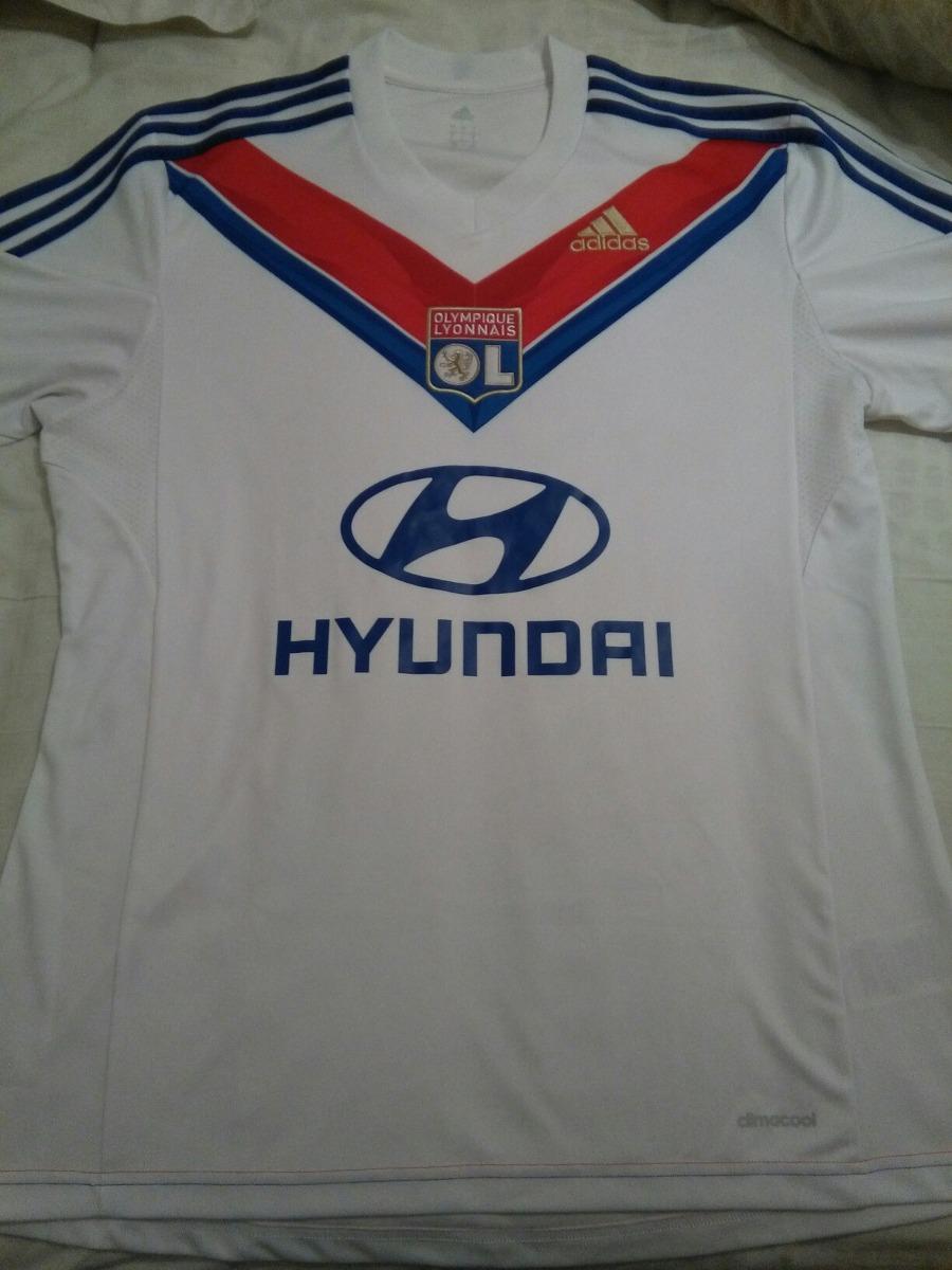 comprar camiseta Olympique Lyonnais deportivas