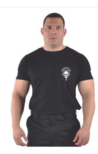 camiseta operações especiais paraquedista original