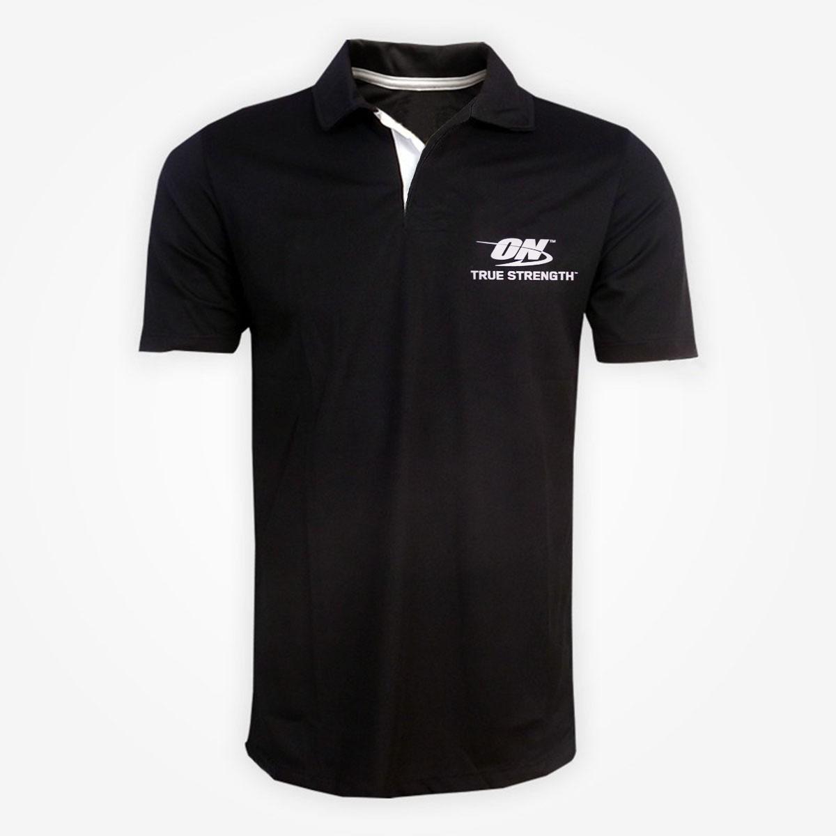 77688bd46 camiseta optimum - optimum nutrition - preta. Carregando zoom.