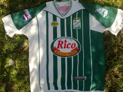 camiseta oriente petrolero bolivia talle l original impecabl