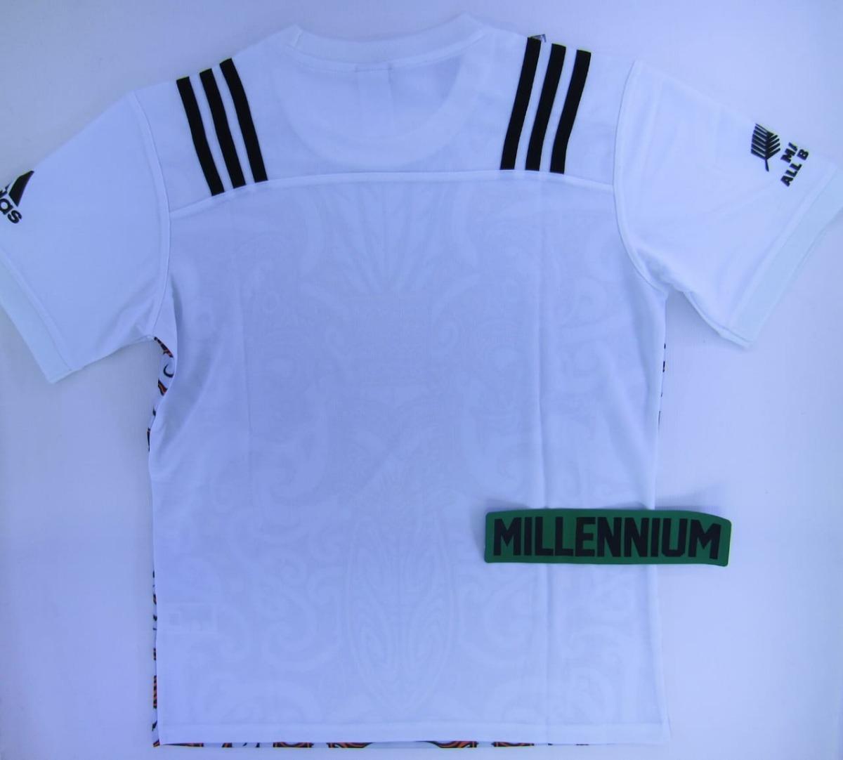 2cf1f1b1e camiseta original all blacks roja rugby nueva zelanda. Cargando zoom.