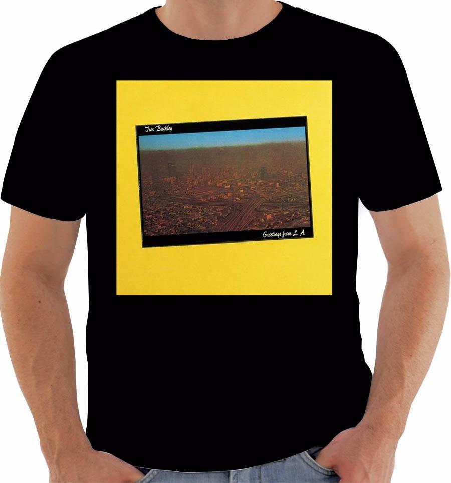 Camiseta Original Disco Tim Buckley Greetings From La 1972 R 54