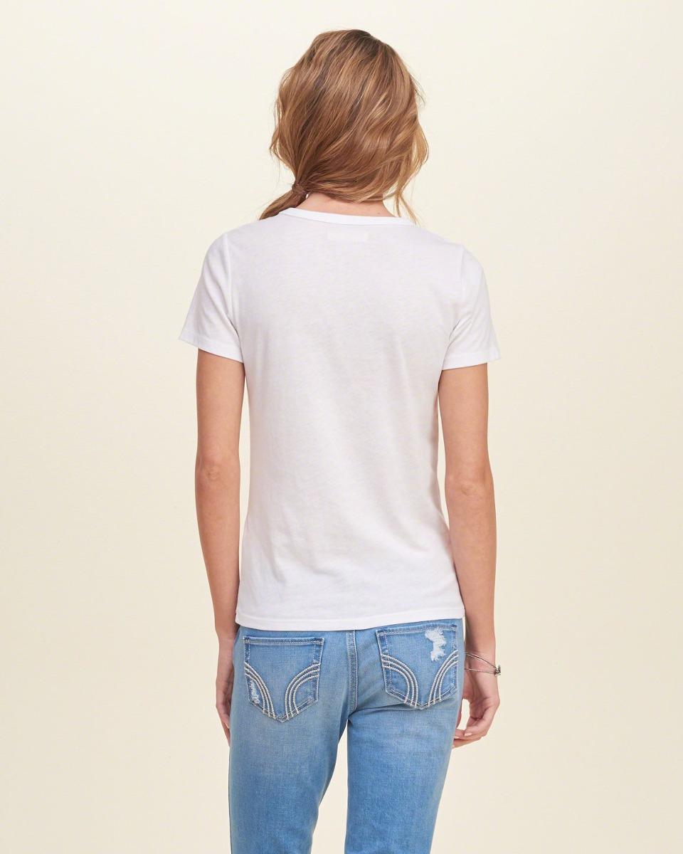 7bf2e248ff camiseta original feminina hollister camisas polos tommy gap. Carregando  zoom.