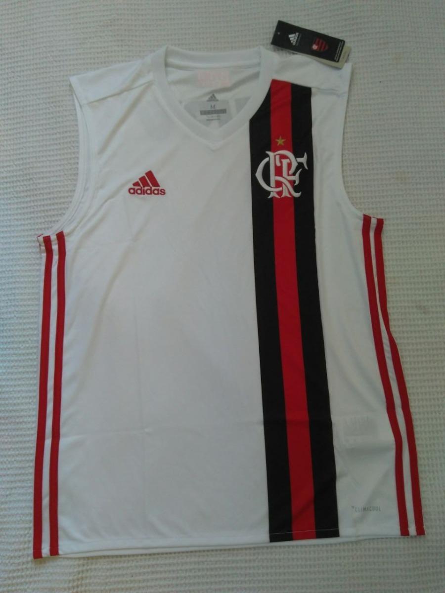 b719138df3fee Camiseta Original Flamengo adidas Regata 2017 2018 - R$ 129,90 em ...