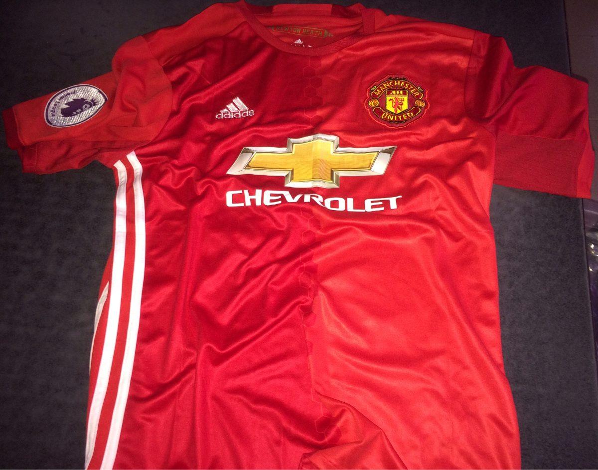 e1886d2b87081 camiseta original manchester united 2017 zlatan ibrahimovic. Cargando zoom.