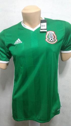 camiseta original méxico local 2016/17 - talla xl