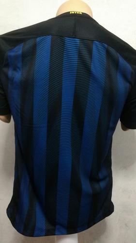 camiseta original nike inter de milan local 2016/17 talla l