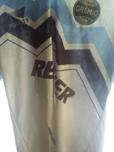 fd1f1df5bd Camiseta Original Penalty Gremio De Porto Alegre Brasil -   600