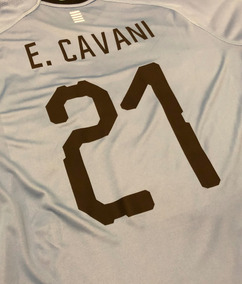 e7aaf08b560 Camiseta De Uruguay De Cavani en Mercado Libre Uruguay