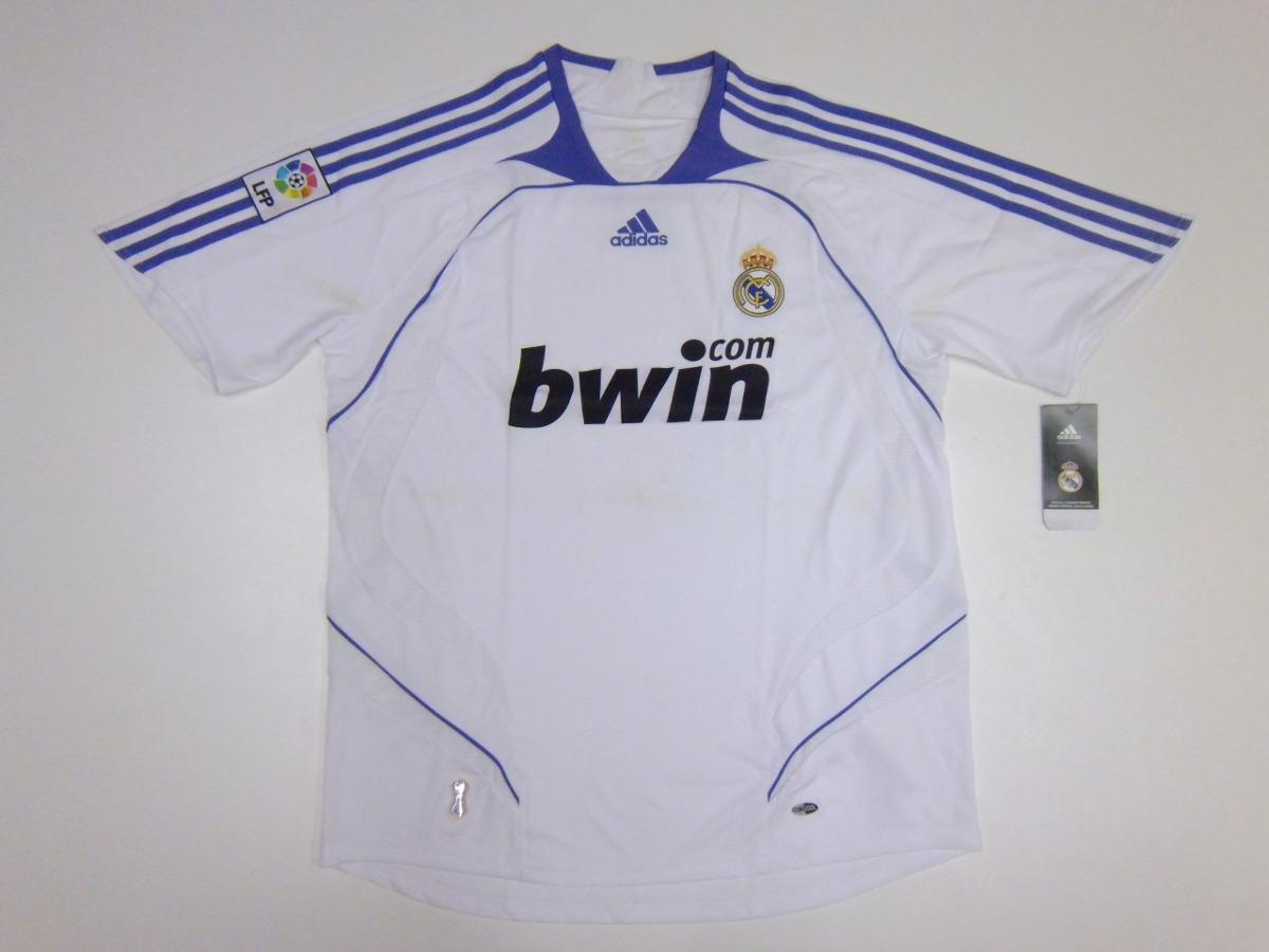 Camiseta Original Real Madrid Tit. adidas bbc1bdcc4ae53