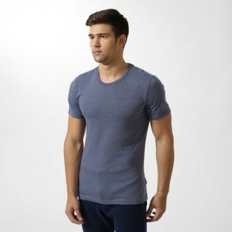 Camiseta Original Reebok Clásica Training Gris Crossfit