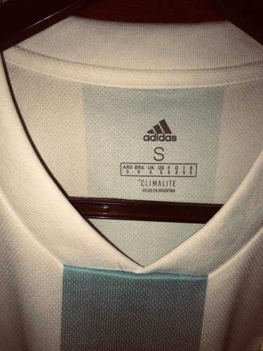 camiseta original selección