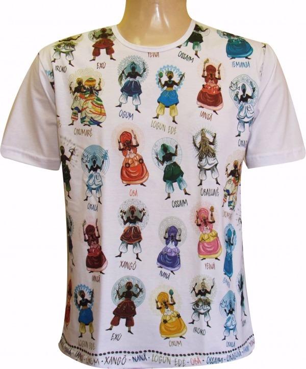 Camisetas de Umbanda