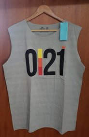 cbb29d2986 Camiseta Regata Osklen - Camisetas Masculino no Mercado Livre Brasil