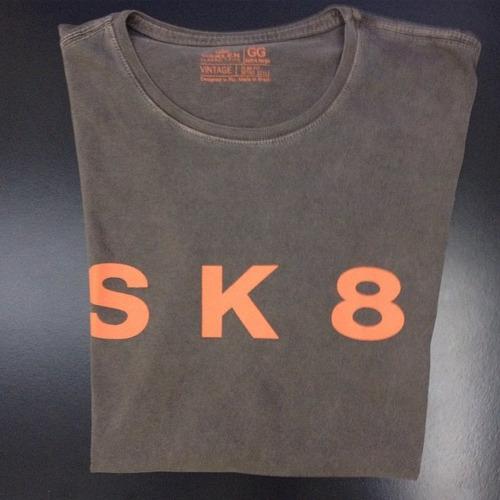 camiseta osklen 100% original