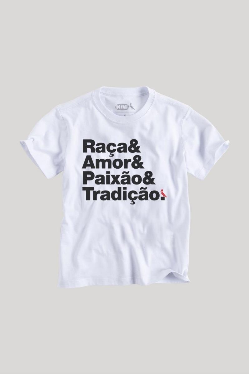 c92e6bcacb Camiseta Ou Baby Look Frases Raça Amor Paixão Tradição - R  44