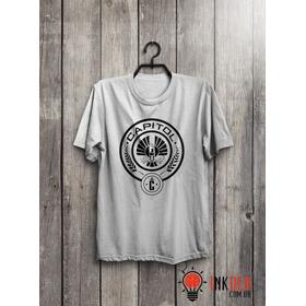 Camiseta Ou Baby Look Jogos Vorazes  - Distrito Capital