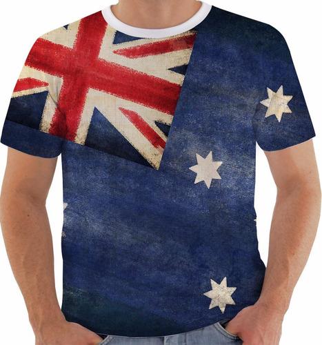 camiseta ou baby look ou regata australia vintage