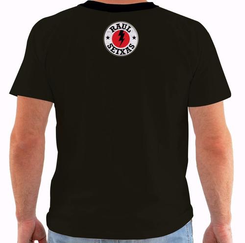 camiseta ou regata 1188 raul seixas toca raul maluco beleza
