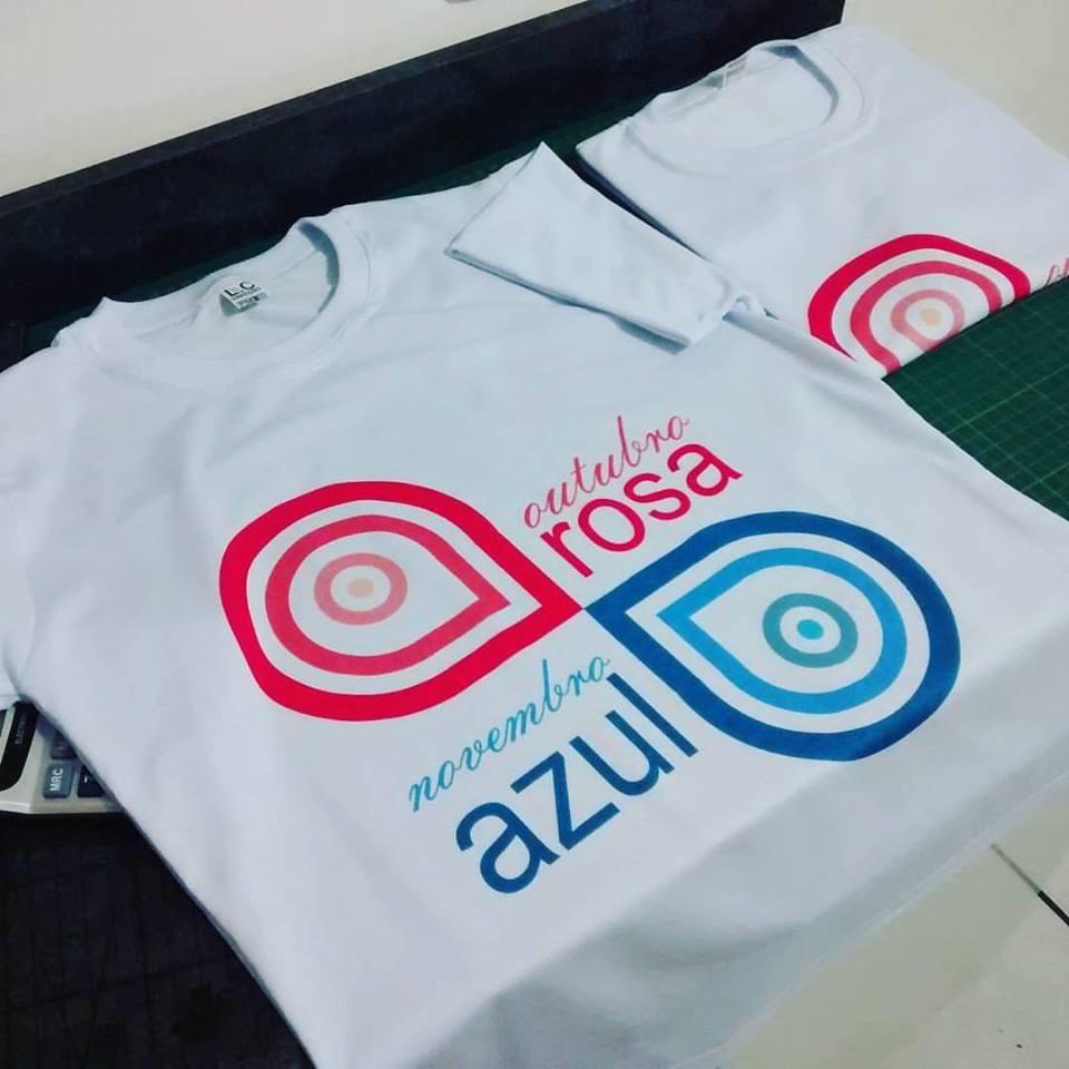 Adesivo De Carros Familia Feliz ~ Camiseta Outubro Rosa E Novembro Azul R$ 29,90 em Mercado Livre