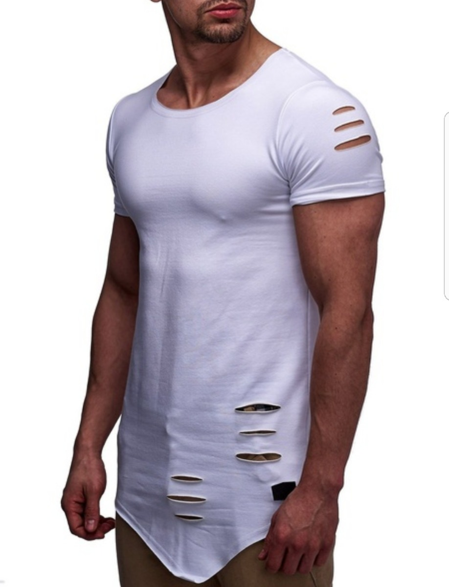 4298b4a239 camiseta oversized longline stecchi bico destroyer. Carregando zoom.