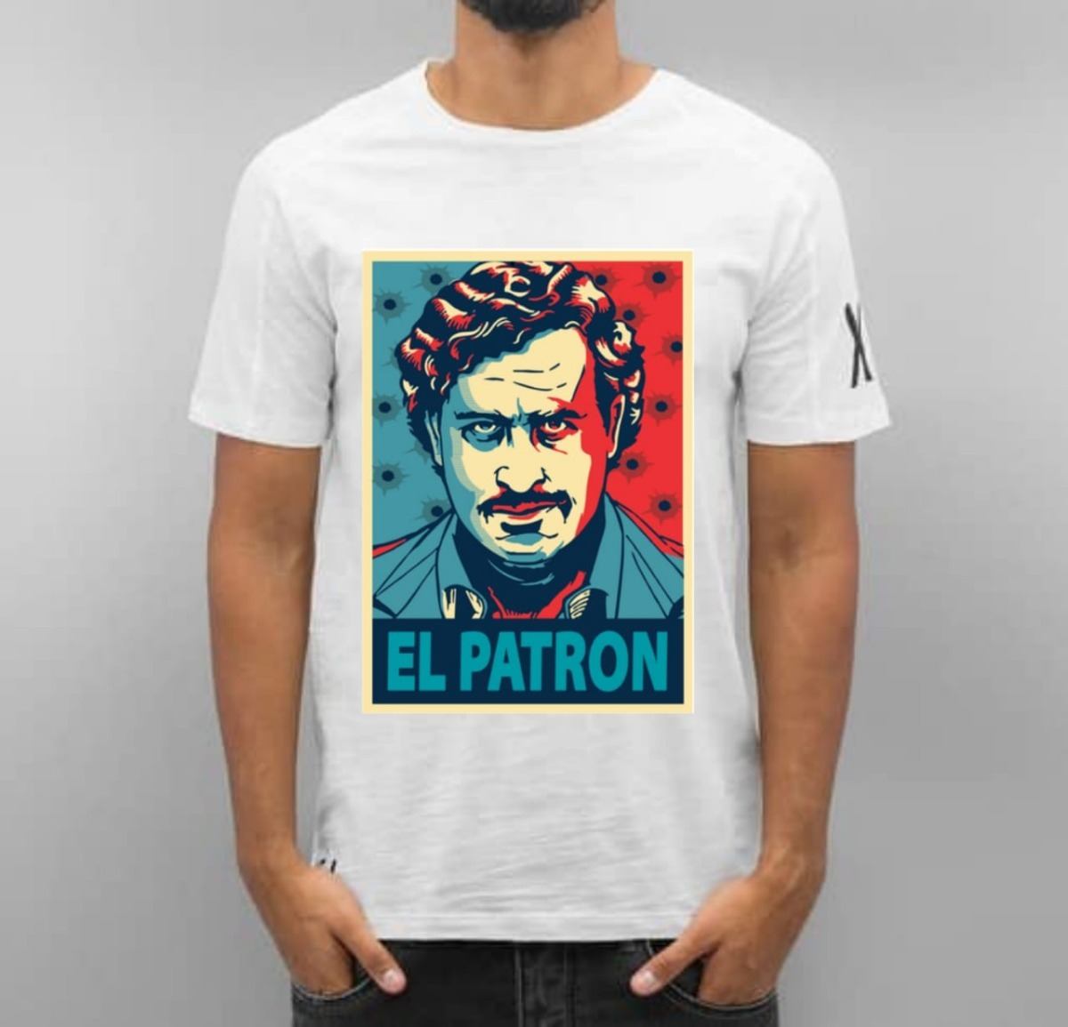 Camiseta Pablo Escobar -   55.000 en Mercado Libre b94c8ac7254