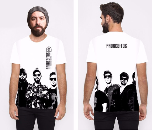 camiseta padresitos | integrantes