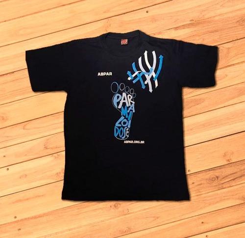 camiseta paf - paramiloidose